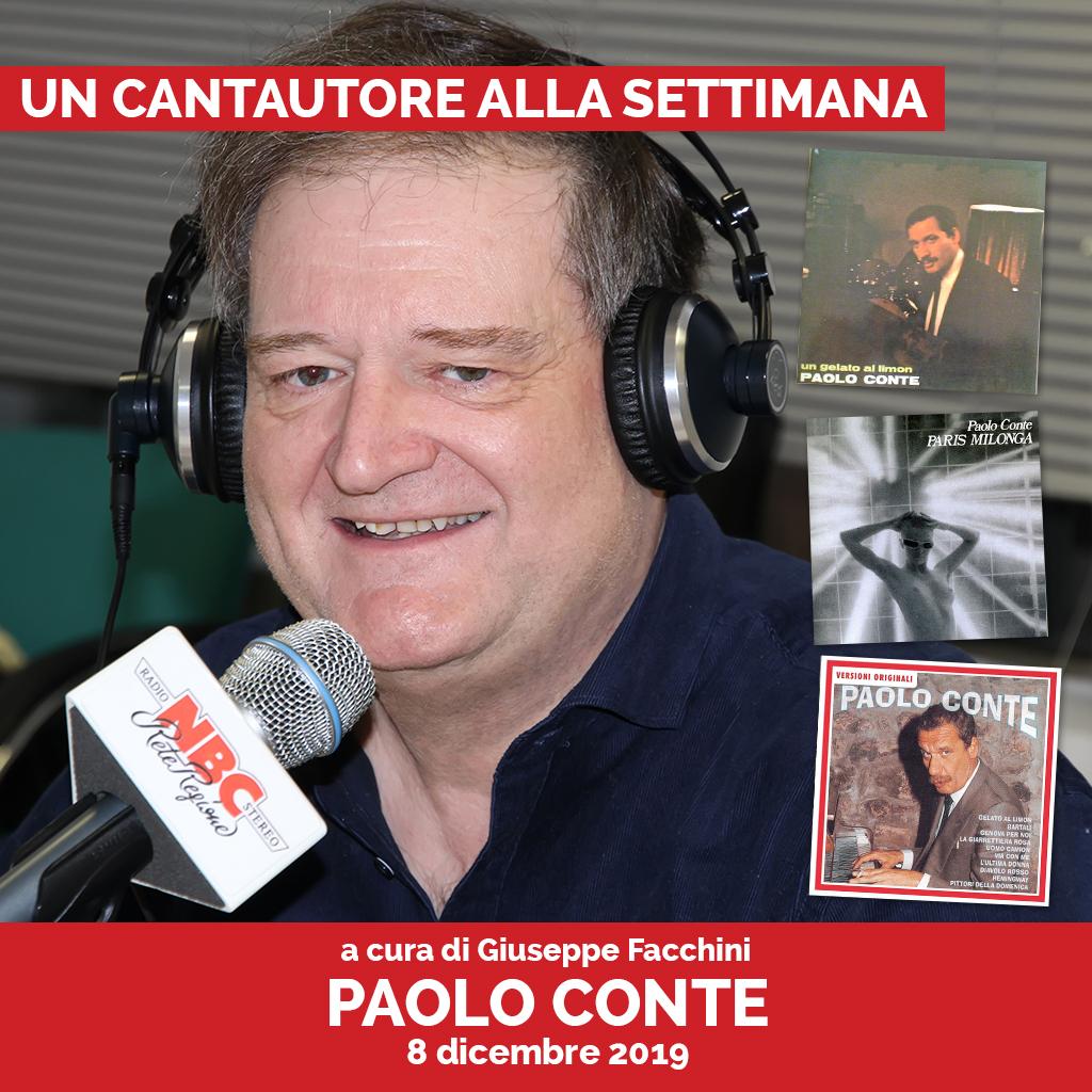 Paolo Conte Podcast - Un Cantautore Alla Settimana