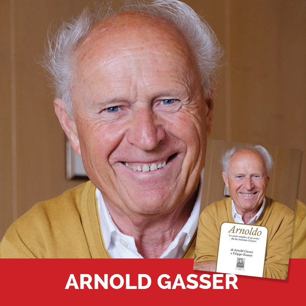 Podcast Arnold Gasser