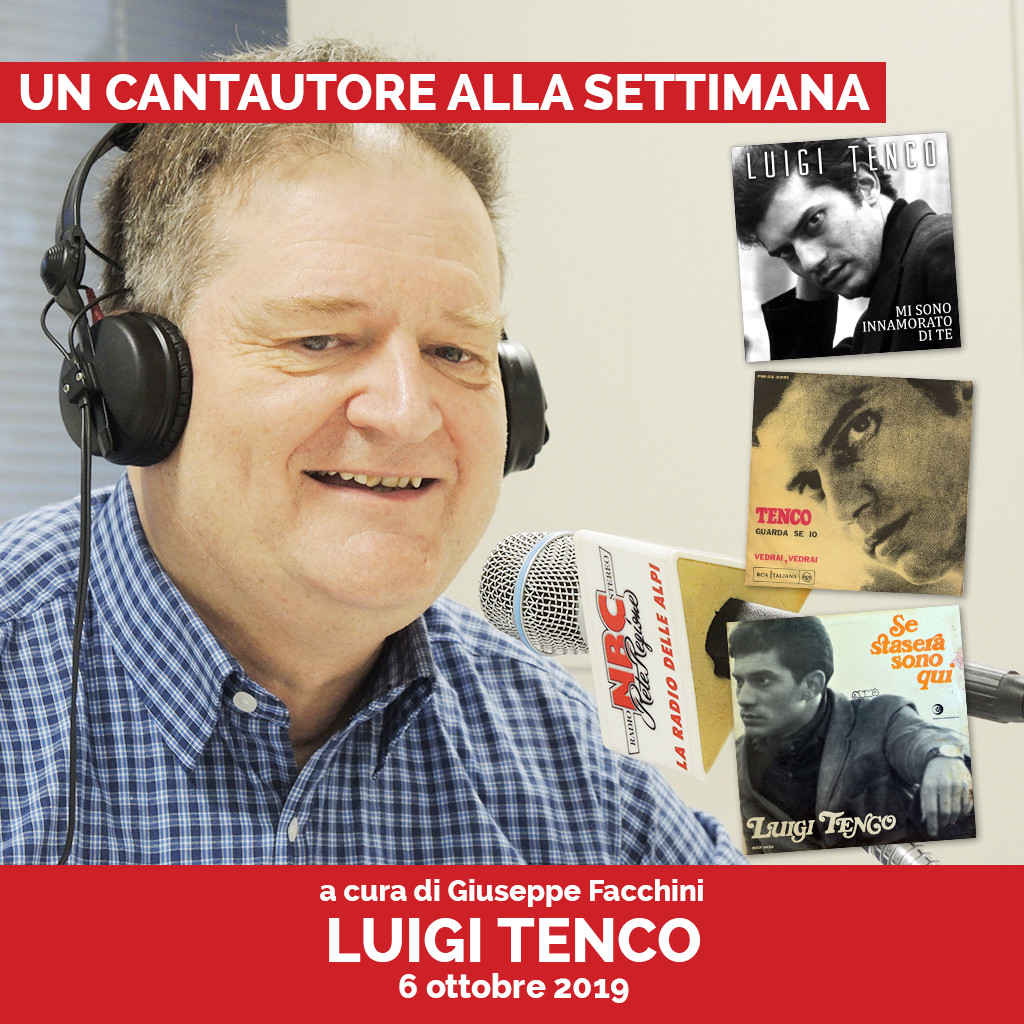 Podcast Un Cantautore Alla Settimana Luigi Tenco
