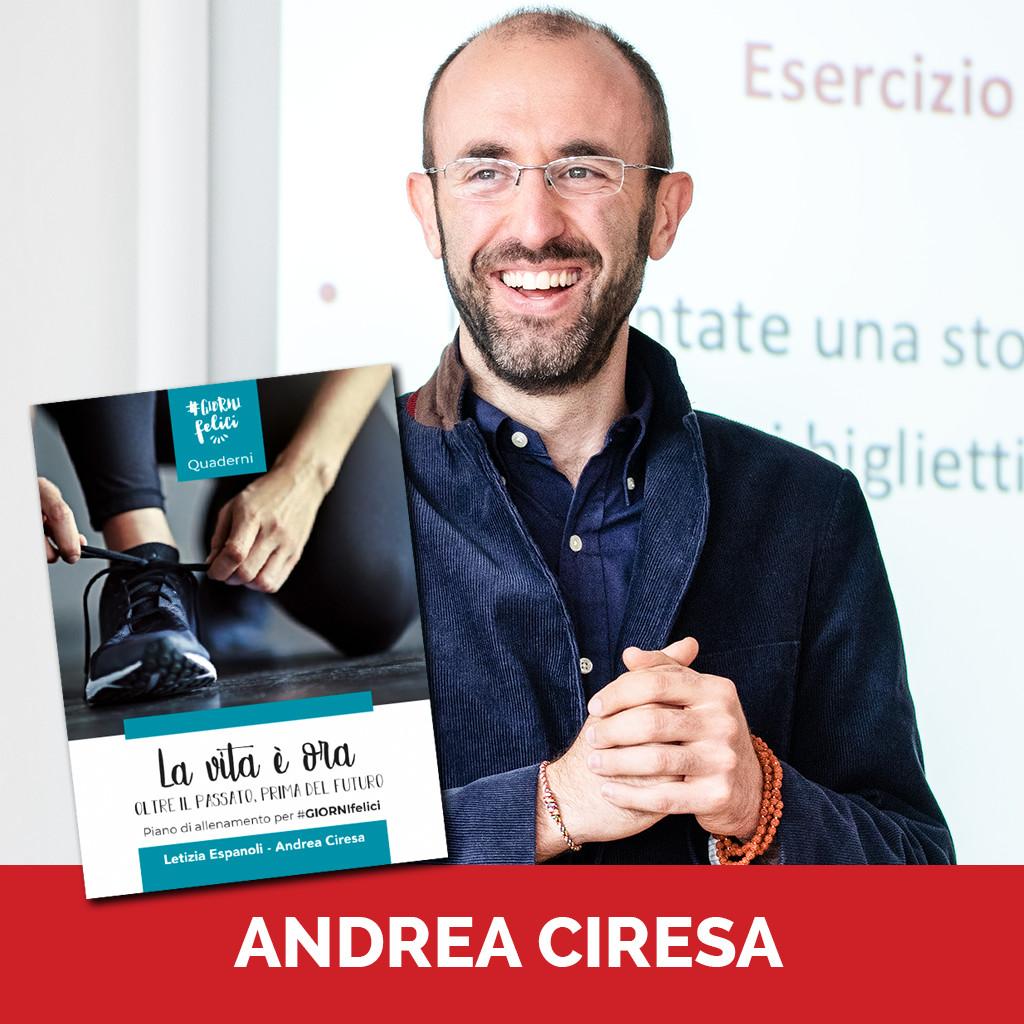 new Podcast Andrea Ciresa