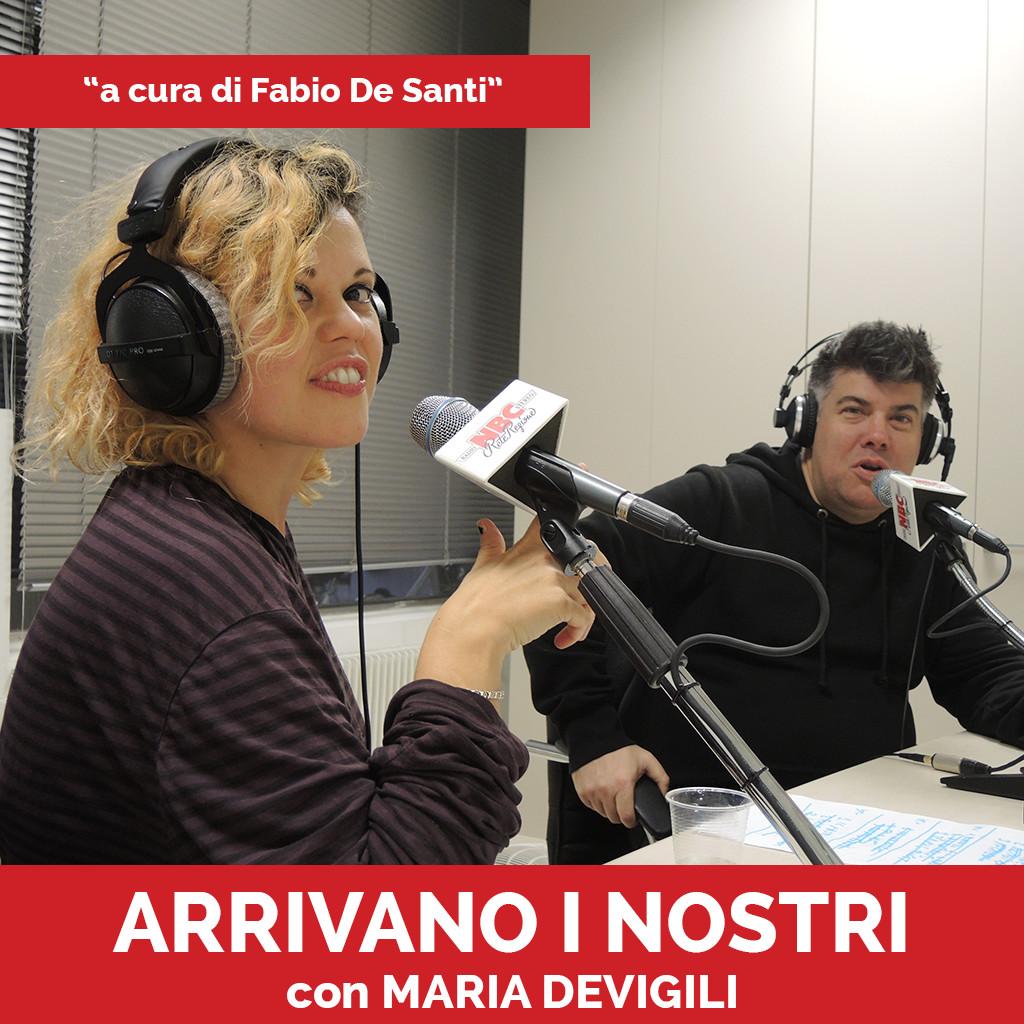 Podcast Arrivano i nostri Maria Devigili
