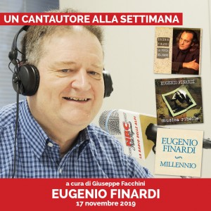 Podcast Eugenio Finardi