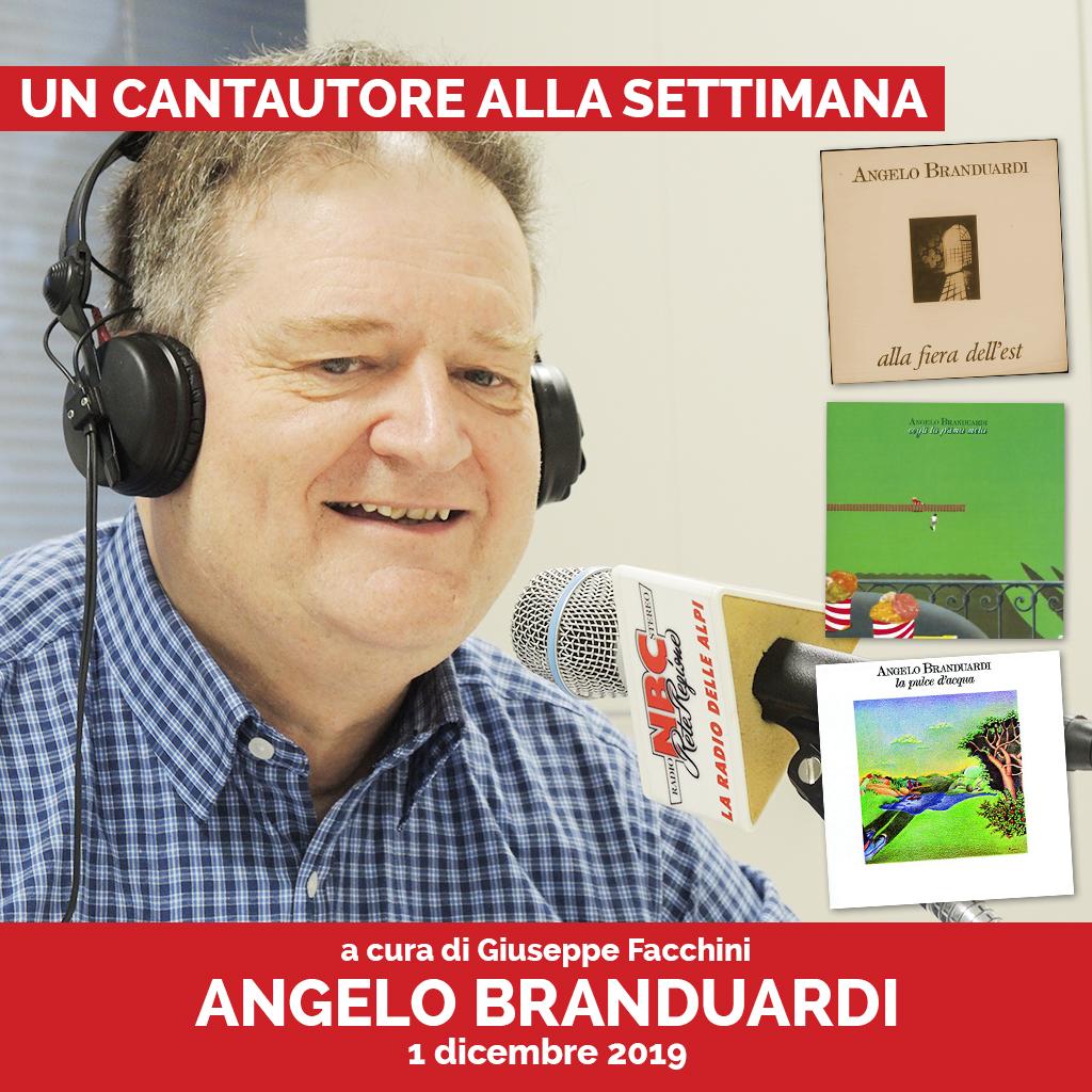Podcast - Un Cantautore Alla Settimana - Angelo Branduardi