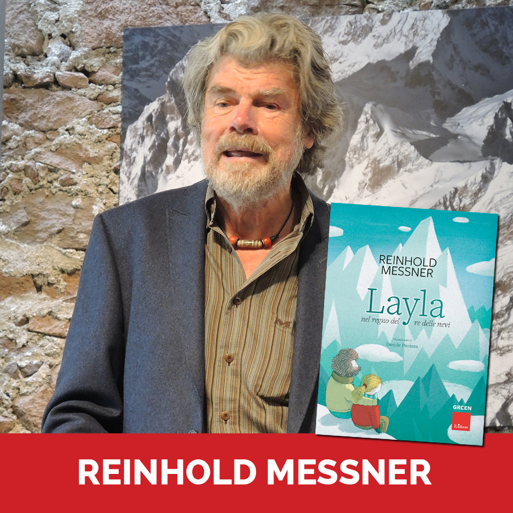 Reinhold Messner Layla- Podcast