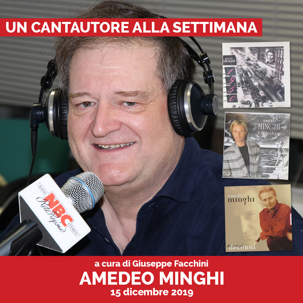 Amedeo Minghi Podcast - Un Cantautore Alla Settimana