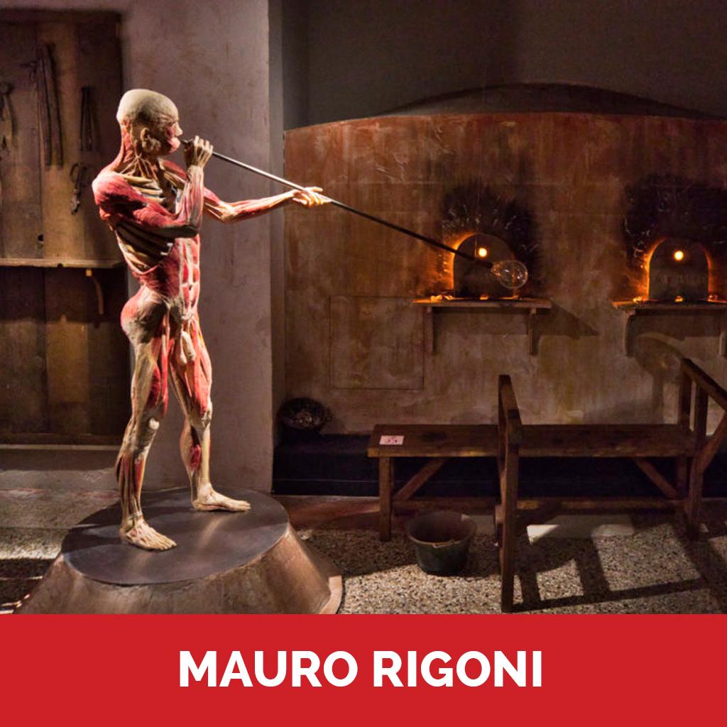 Mauro Rigoni Real bodies