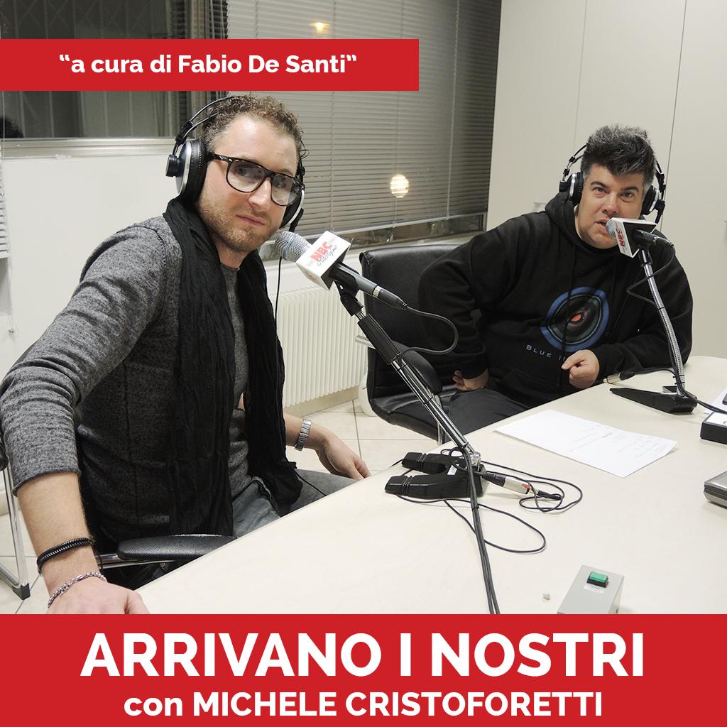 Michele Cristoforetti - Podcast - Arrivano I Nostri