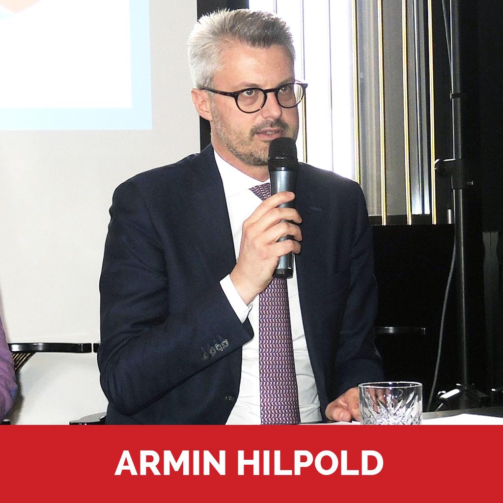 Podcast Armin Hilpold