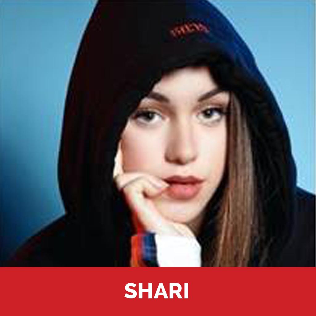 shari - Podcast - Ospiti