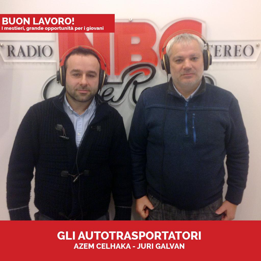 Autotrasportatori Podcast - Buon Lavoro CNA