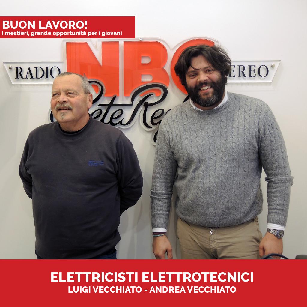 ELETTRICISTI ELETTROTECNICI Podcast - Buon Lavoro CNA
