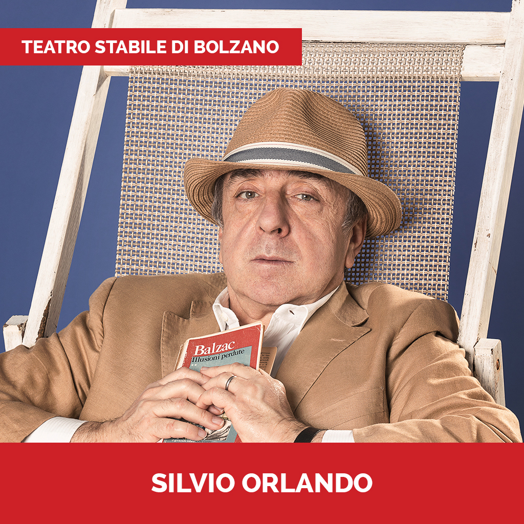 Podcast - Sipario Silvio Orlando