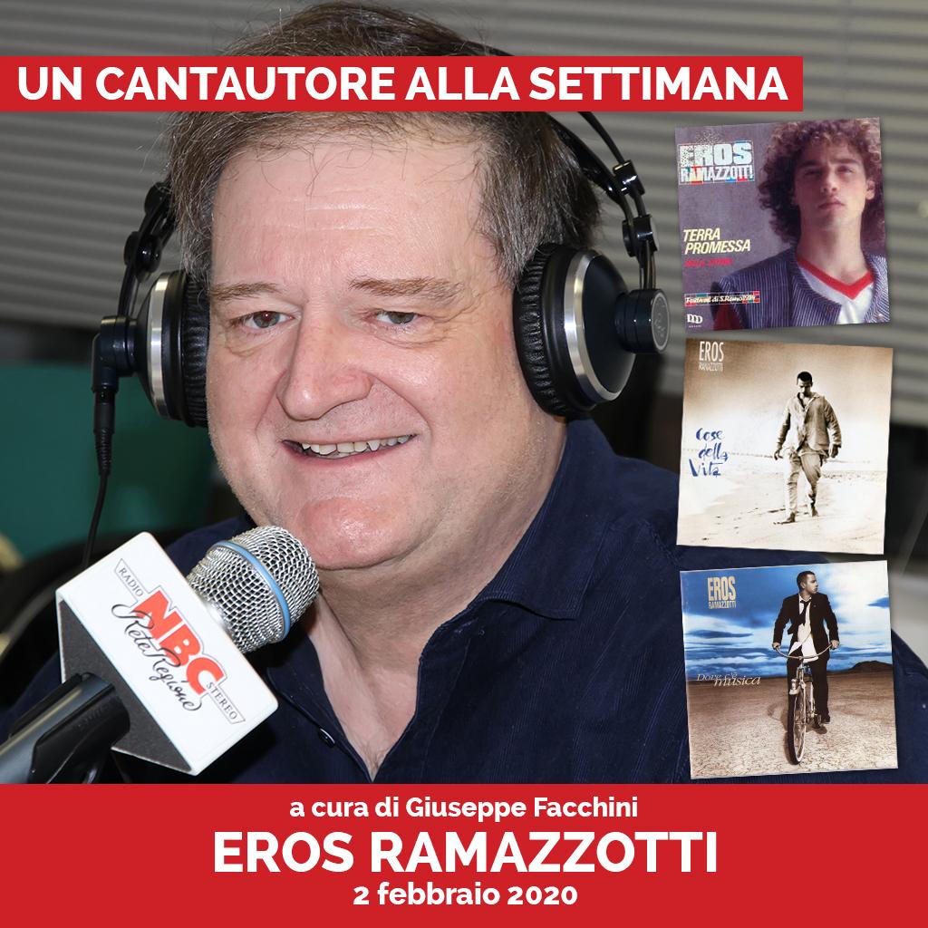 Ramazzotti Podcast - Un Cantautore Alla Settimana