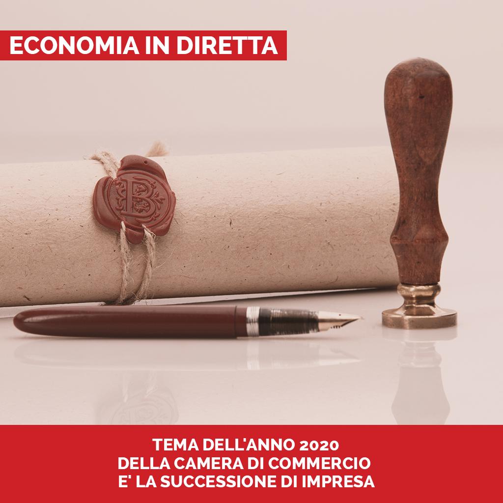Successione di impresa Podcast - Economia in diretta
