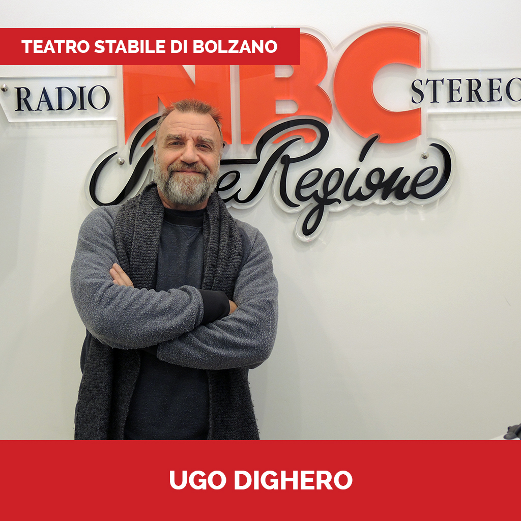 Ugo Dighero Podcast - Sipario