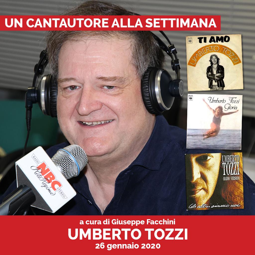 Umberto Tozzi Podcast - Un Cantautore Alla Settimana