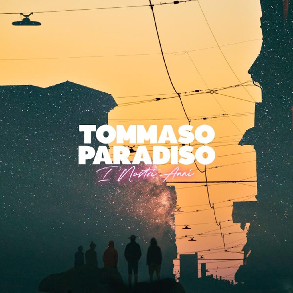 cover paradiso anni