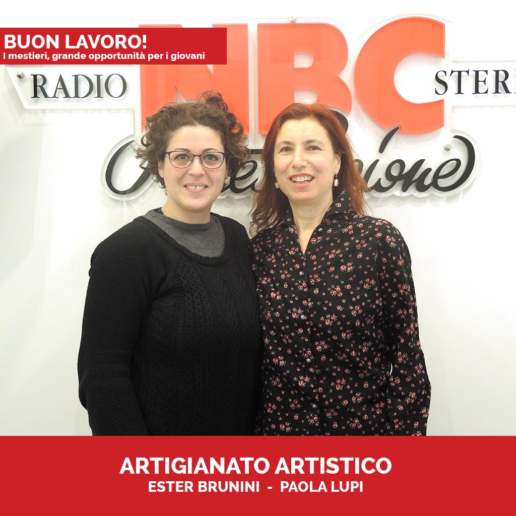 ARTIGIANATO ARTISTICO Podcast - Buon Lavoro CNA