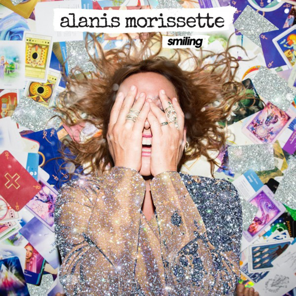 Alanis Morisette Smiling Cover