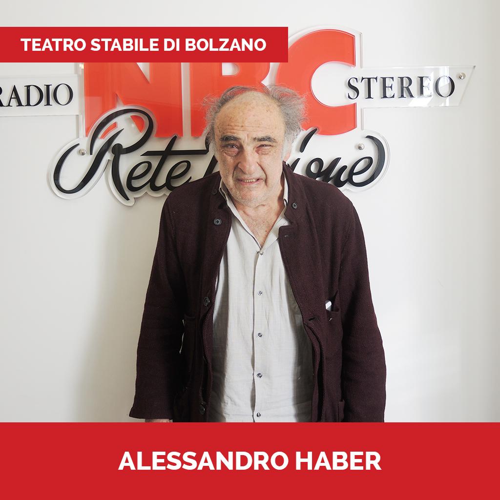 Alessandro Haber Podcast - Sipario
