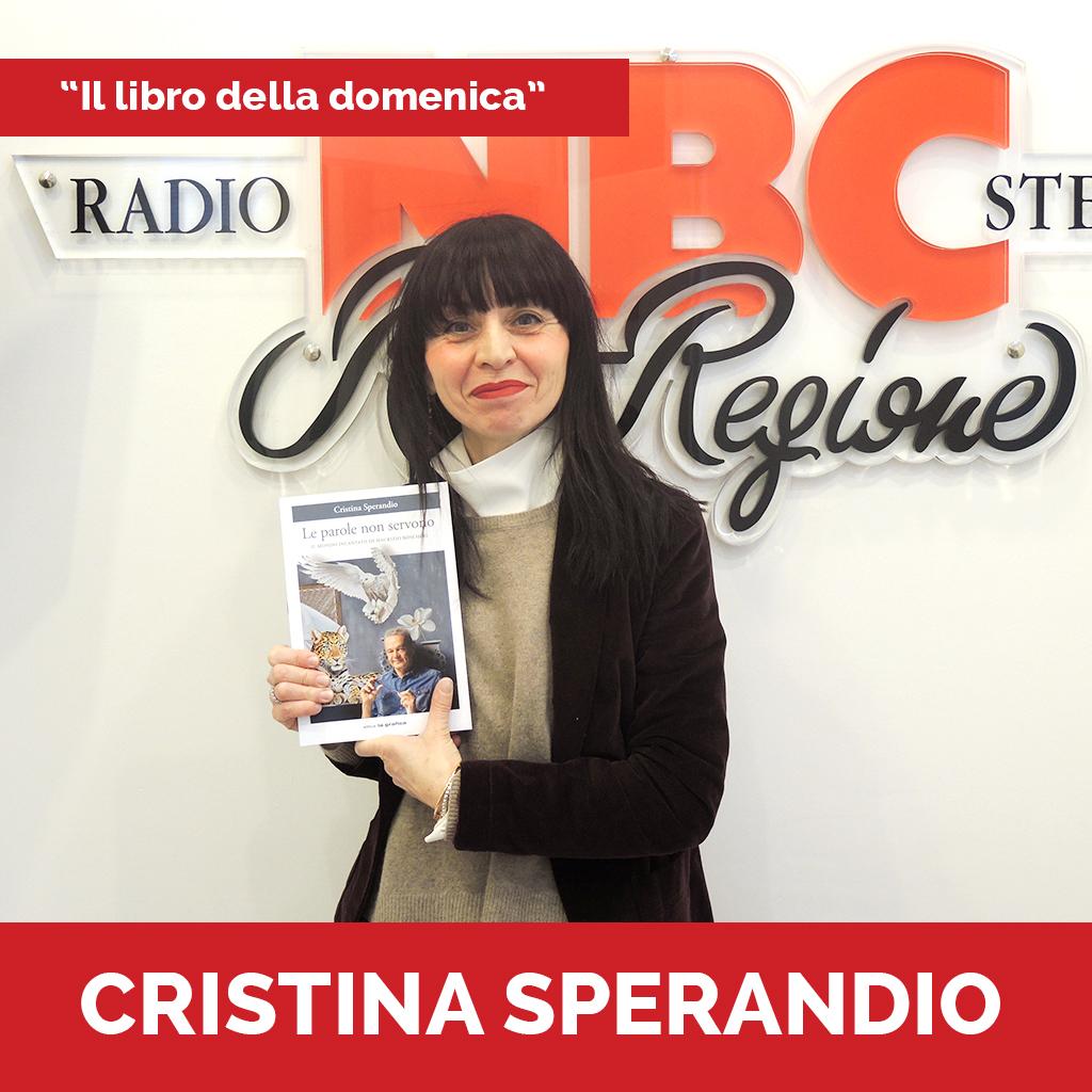 Cristina SperandioPodcast - Il Libro della Domenica