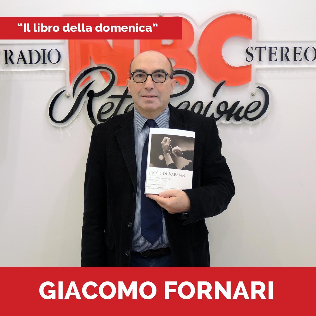 Giacomo Fornari Podcast - Il Libro della Domenica