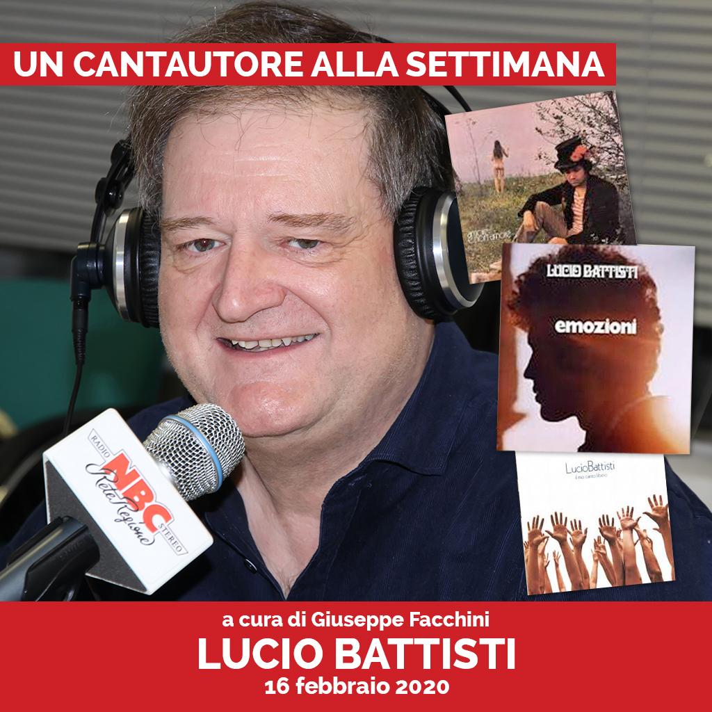 Lucio Battisti Podcast - Un Cantautore Alla Settimana