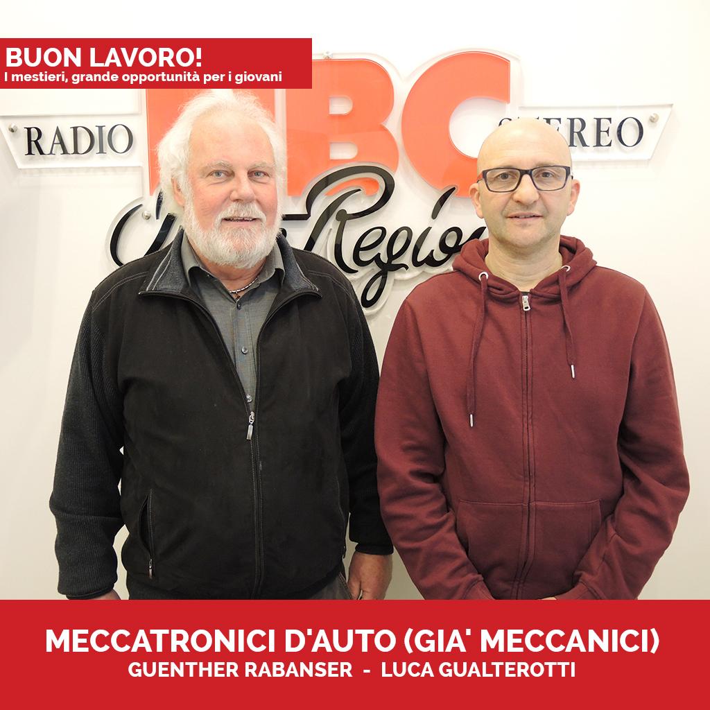 MECCATRONICI D'AUTO Podcast - Buon Lavoro CNA
