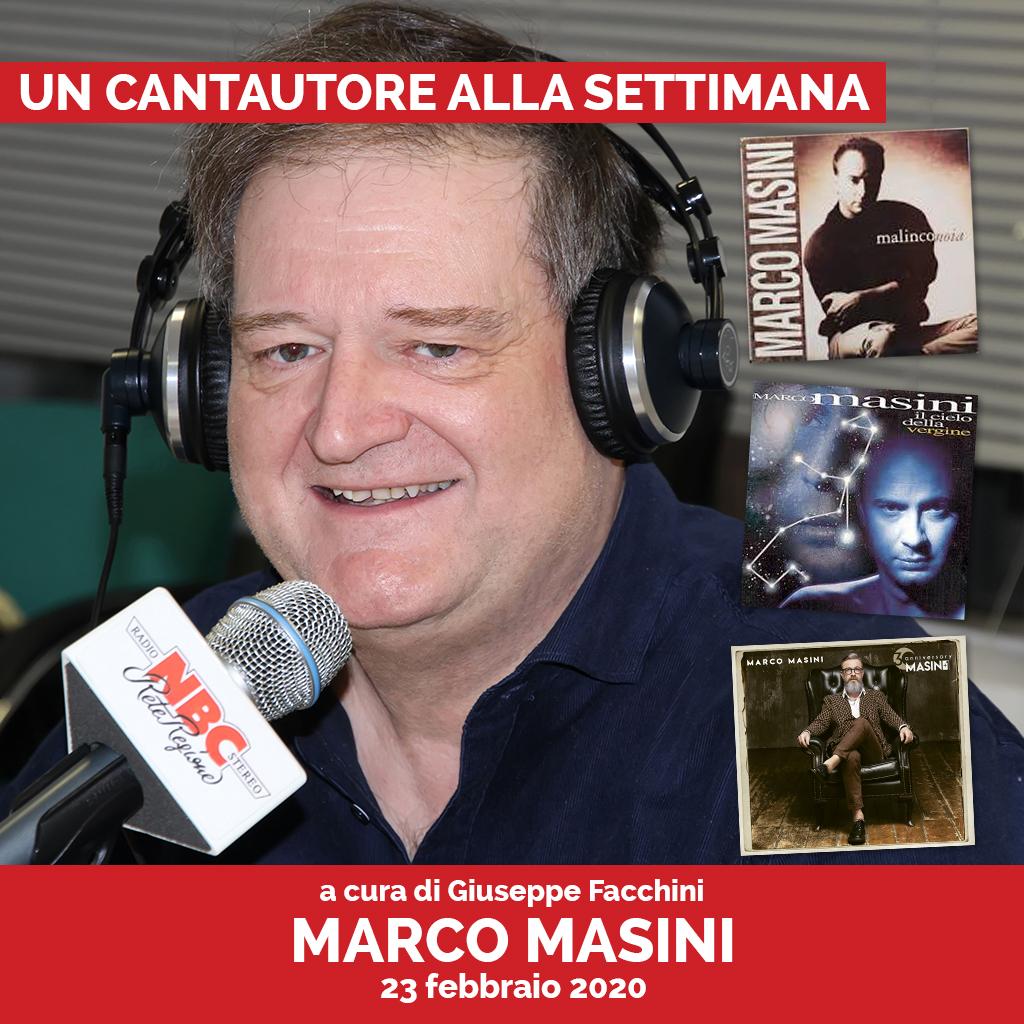 Marco Masini Podcast - Un Cantautore Alla Settimana