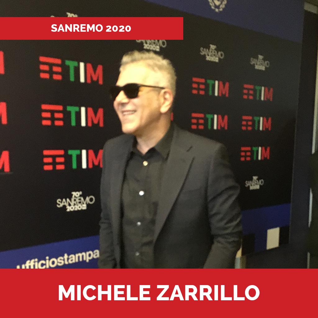 Michele Zarrillo Podcast - Sanremo 2020