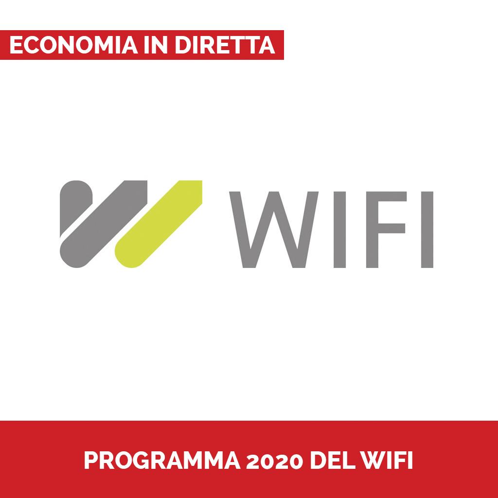 Programma 2020 Wifi Podcast - Economia in diretta
