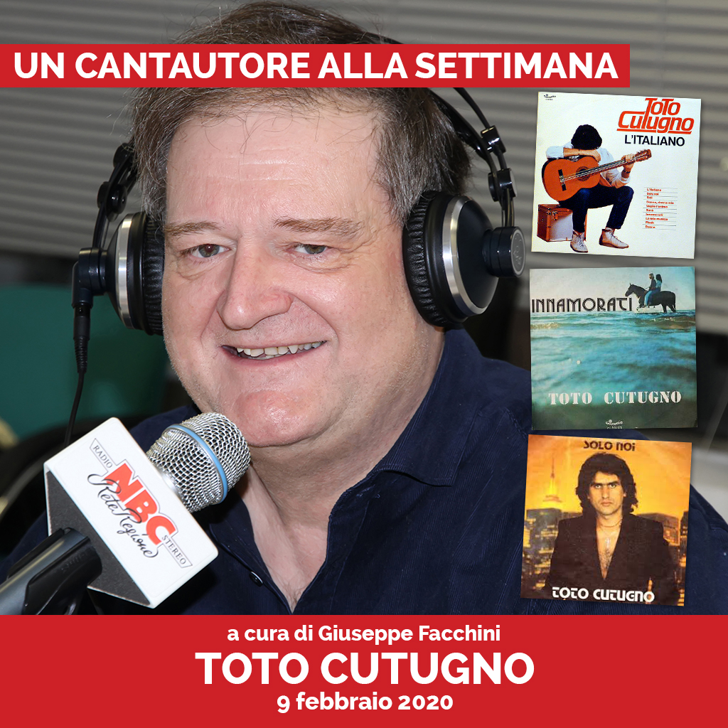 Toto Cutugno Podcast - Un Cantautore Alla Settimana