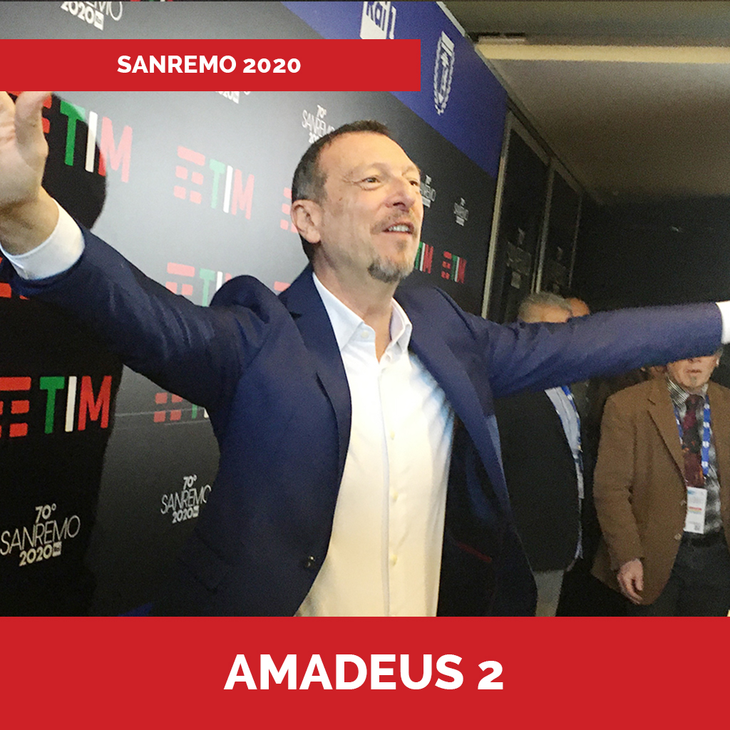 amadeus 2 Podcast - Sanremo 2020