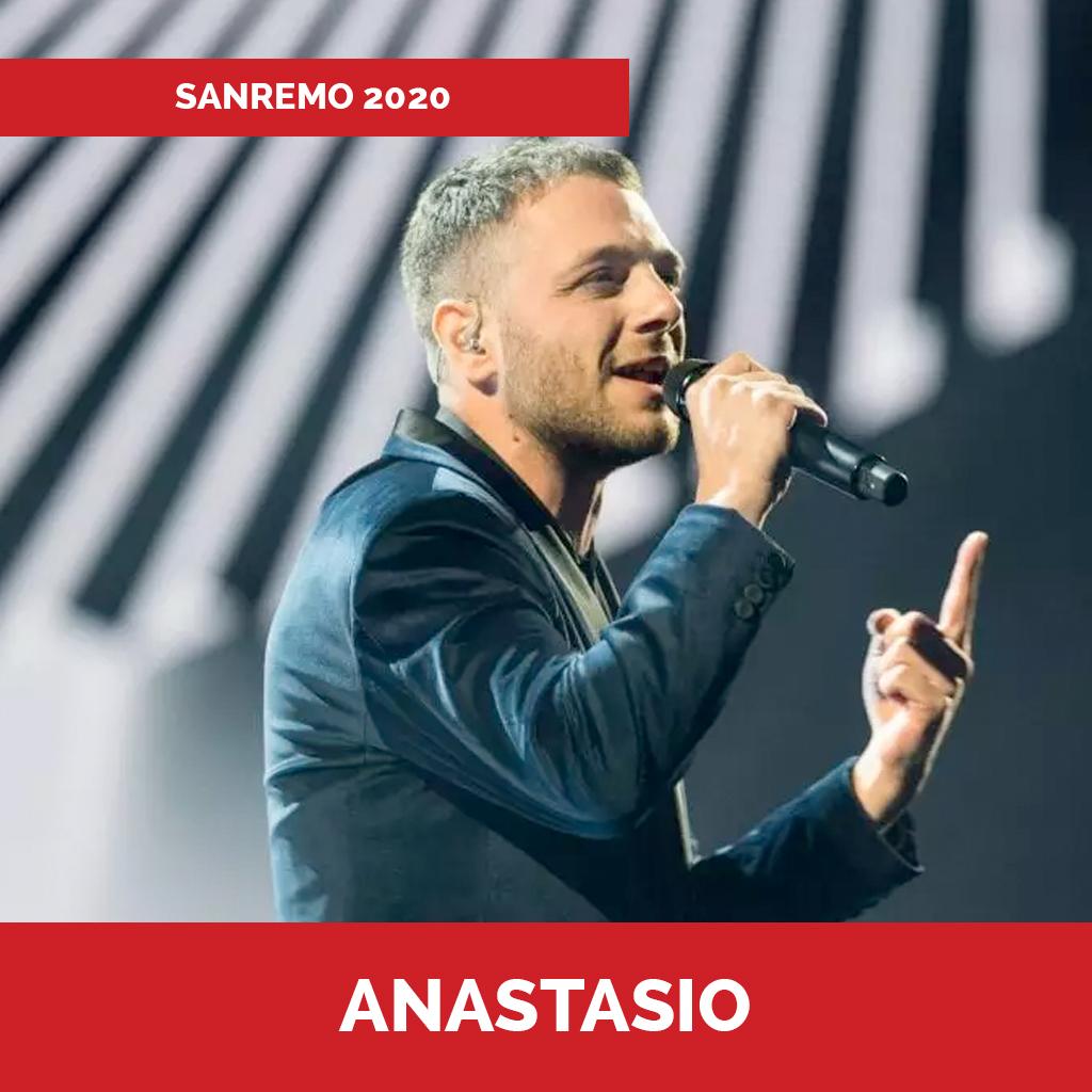 anastasio Podcast - Sanremo 2020