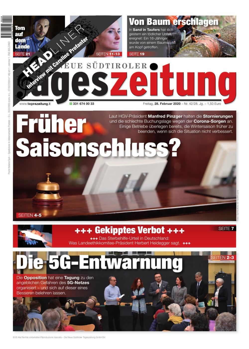 tages 28.02.2020