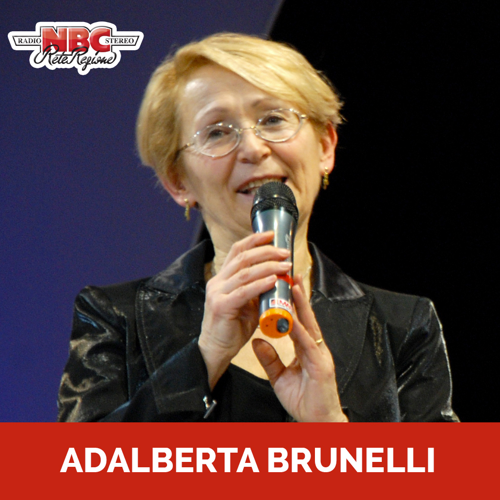 ADALBERTA BRUNELLI Podcast