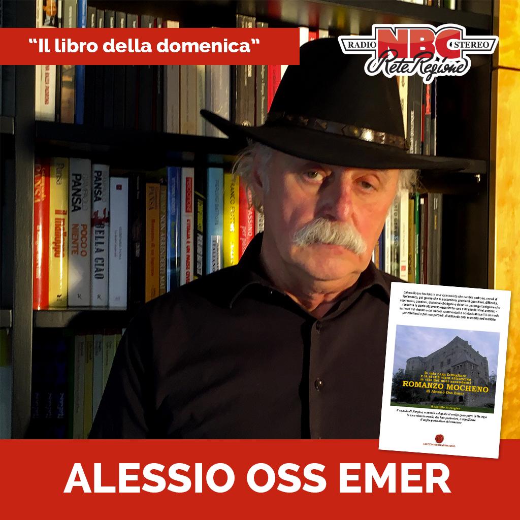 Alessio Oss Emer Podcast - Il Libro della Domenica