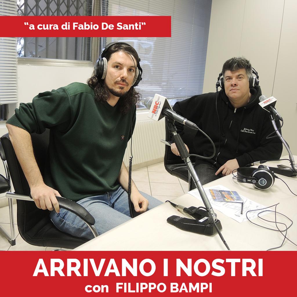 Filippo Bampi Podcast - Arrivano I Nostri
