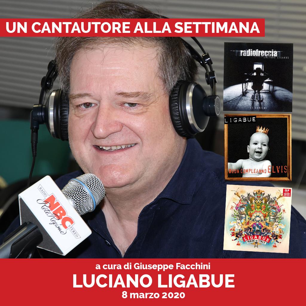 Ligabue Podcast - Un Cantautore Alla Settimana