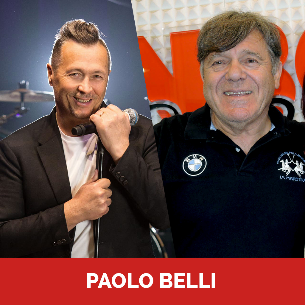 Paolo Belli Podcast - Ospiti