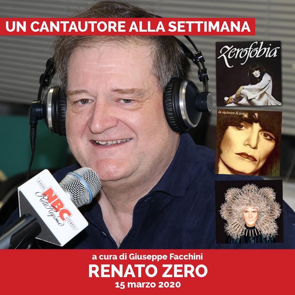 Renato Zero Podcast - Un Cantautore Alla Settimana