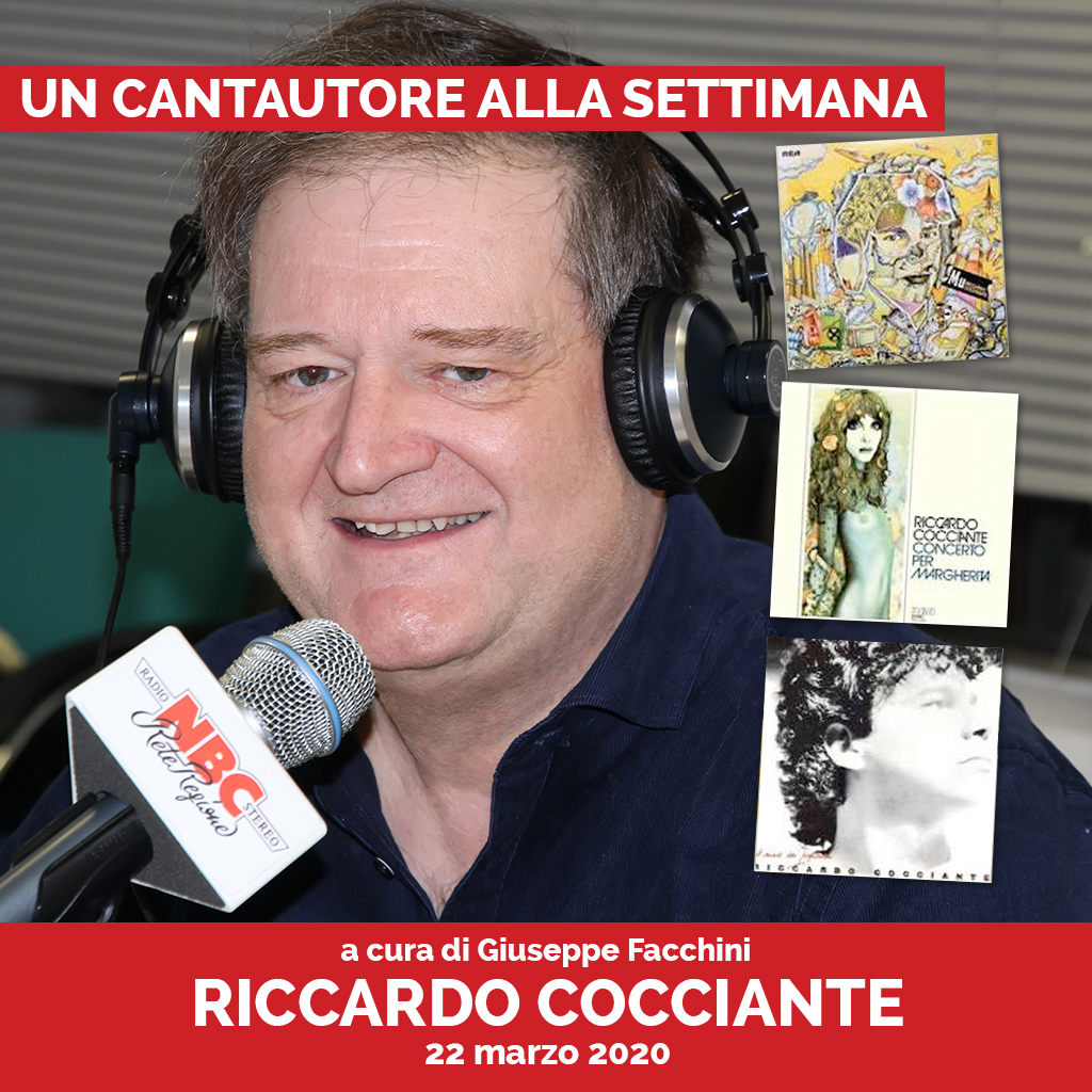 Riccardo Cocciante Podcast - Un Cantautore Alla Settimana