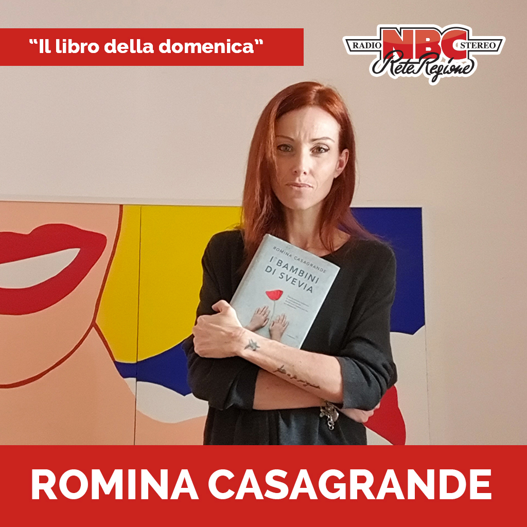 Romina Casagrande Podcast - Il Libro della Domenica