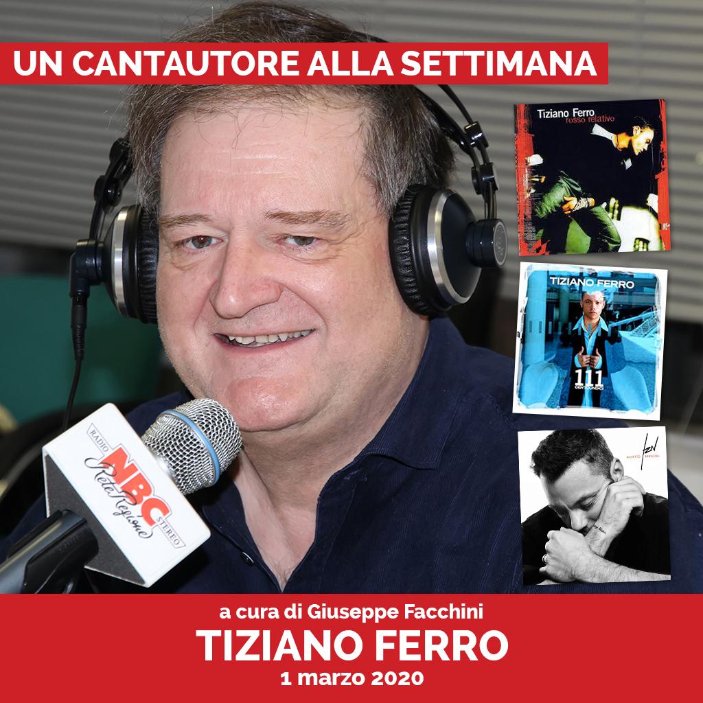 Tiziano Ferro Podcast - Un Cantautore Alla Settimana