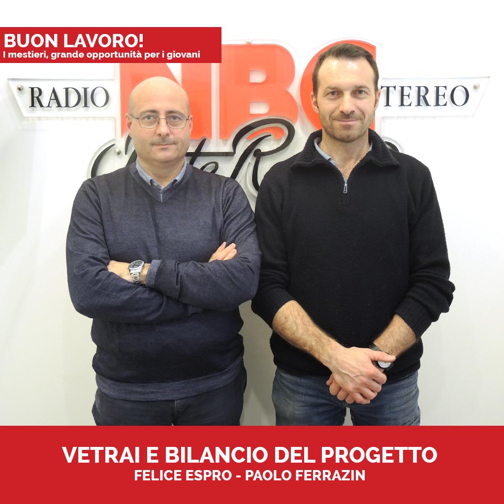 Vetrai e Bilancio del Progetto - Podcast - Buon Lavoro CNA