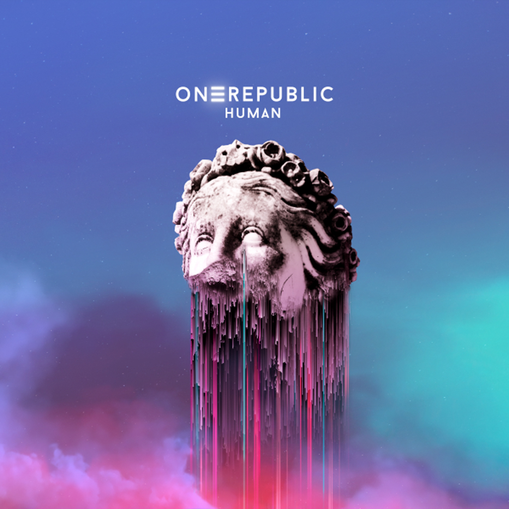 one republic human cover