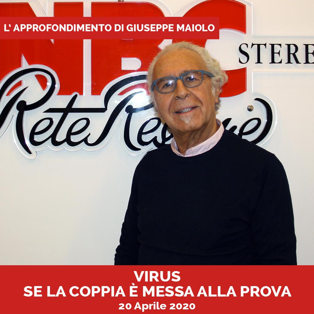 200420 SE LA COPPIA È MESSA ALLA PROVA Podcast - Approfondimento di Giuseppe Maiolo