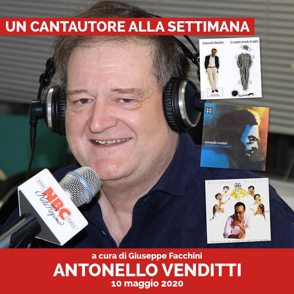 Antonello Venditti Podcast - Un Cantautore Alla Settimana