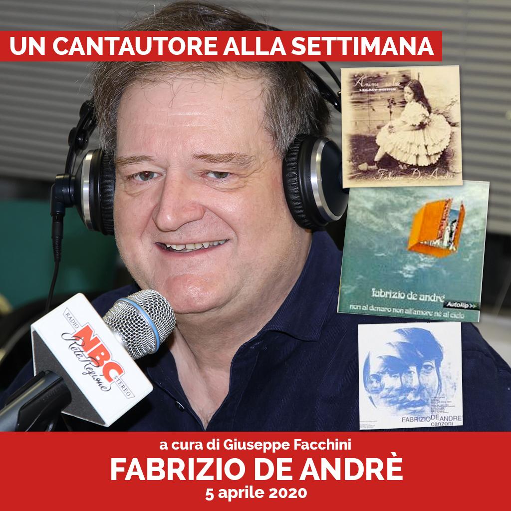 Fabrizio De Andrè - Podcast - Un Cantautore Alla Settimana