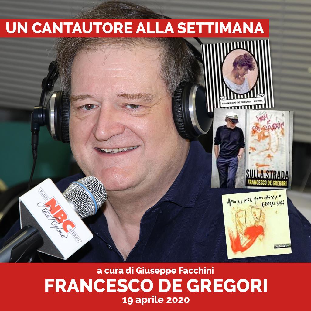 Francesco De Grogori Podcast - Un Cantautore Alla Settimana